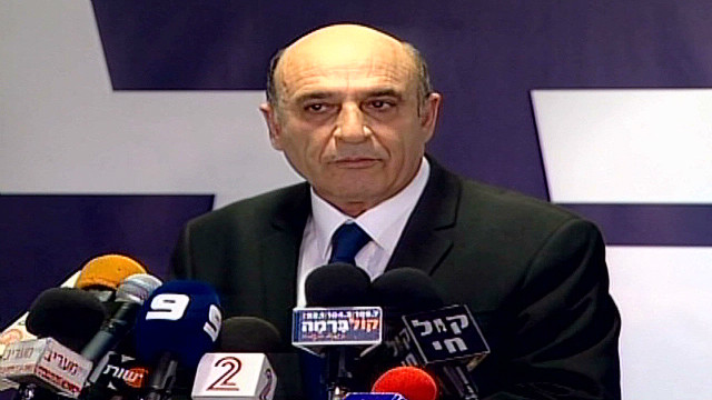 Kadima leader Shaul Mofaz will remove his party from Prime Minister Binyamin Netanyahu's coalition as early as Tuesday if gaps between Likud and Kadima on how to equalize the burden of IDF service are not bridged, sources close to Mofaz said Monday.