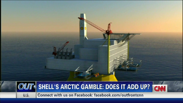 Is Shell ready for an Arctic oil spill?