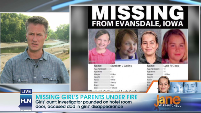 Parents of missing girls meeting