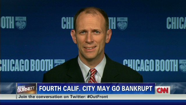U.S. cities going bankrupt
