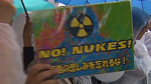 The fight for nuclear energy in Japan