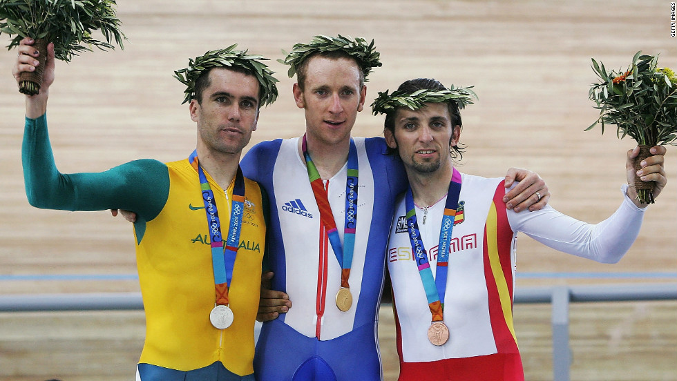 Wiggins rose to prominence with a gold medal at the 2004 Olympic Games in Athens. Aged 24, he left Greece with the men's 4km individual pursuit title.