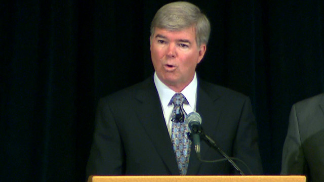 NCAA Pres. on Penn State sanctions