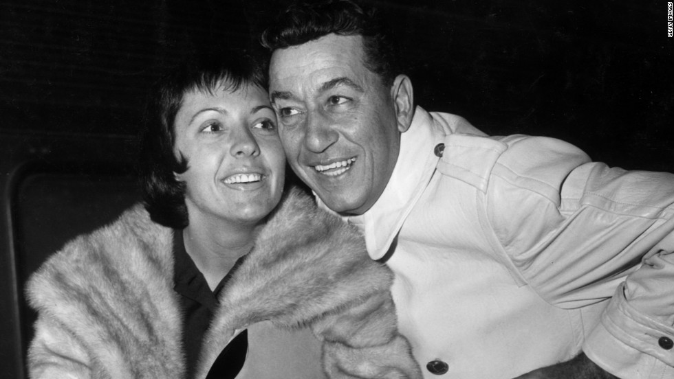 Louis Prima and Keely Smith were talented jazz musicians but became the darlings of 1950s Las Vegas when they added comedy to their act.