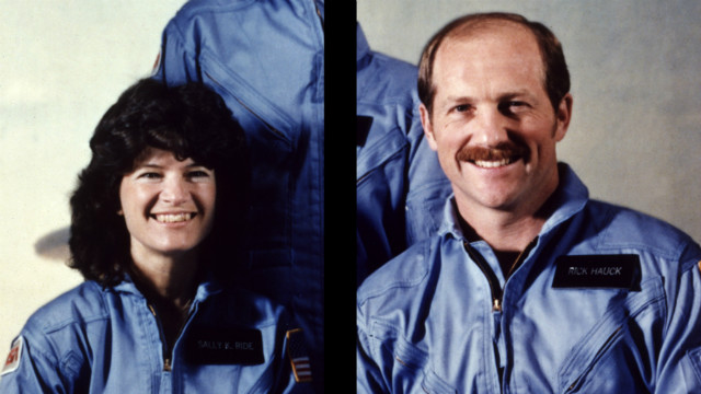 Dr. Thagard says Sally Ride wanted to inspire