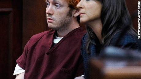 Colorado movie theater shooting