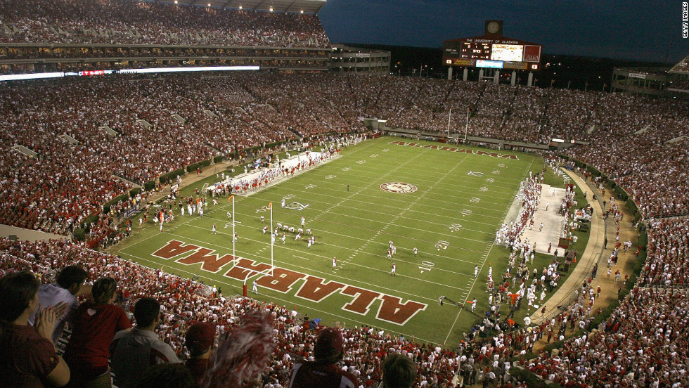 The NCAA has found the University of Alabama football program in violation of its rules at least three times in the last two decades. The most notable incident came in 2000 when a booster paid a high school coach to steer a recruit to the Crimson Tide. An investigation found numerous other violations, and Alabama was placed on five years' probation, among other sanctions. In 1995, the NCAA forced Alabama to vacate wins after it learned coaches were aware one of the school's All-Americans had secretly signed with an agent, and in 2009 the university was sanctioned for misuse of its textbook distribution program by 16 athletic programs, including football.