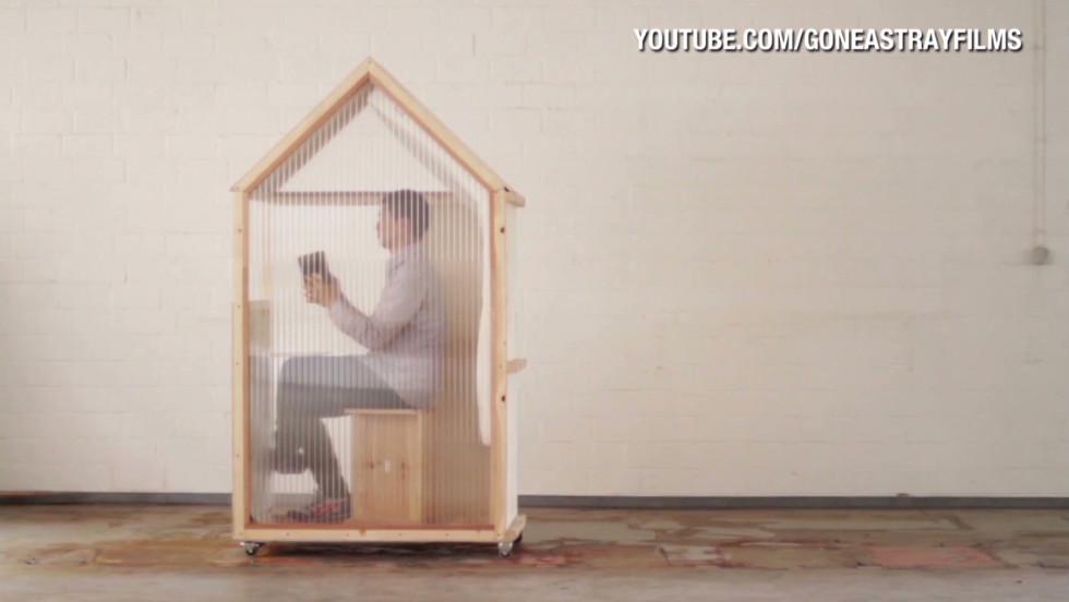 architect designs worlds smallest house cnn