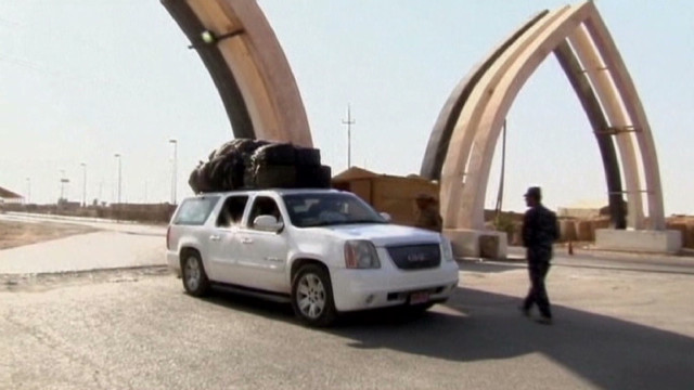 Iraqis who left for Syria now returning