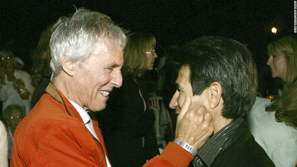 Songwriter Burt Bacharach, left, has owned horses since 1980 and has seen them run in the Dubai World Cup and the Breeder's Cup. He has had notable successes with three horses over a near 30-year ownership period: Soul of the Matter, Afternoon Deelites and Heartlight No. 1.