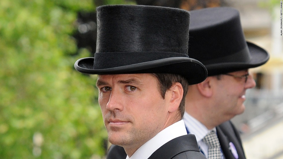 Racehorses are a popular subject in the Old Trafford dressing room, with former Manchester United striker Michael Owen also taking a big interest. He co-owns Manor House Stables -- the Cheshire-based racehorse trainers, as well as being the owner of a few horses himself.