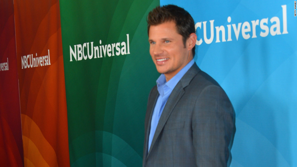 Nick Lachey attends NBC Universal's 2012 Summer TCA Tour in Beverly Hills.