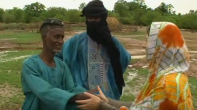 Erin Burnett meets a village chief in Mali who say Islamic militants are targeting his people