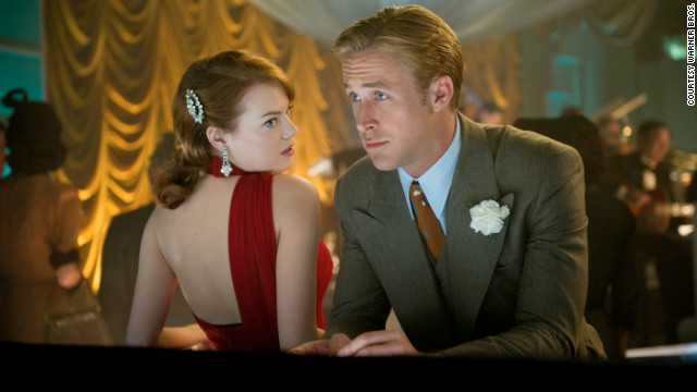 "Ryan Gosling stars as Los Angeles cops assigned to take down 1940s mob kingpin Mickey Cohen in ""Gangster Squad."""