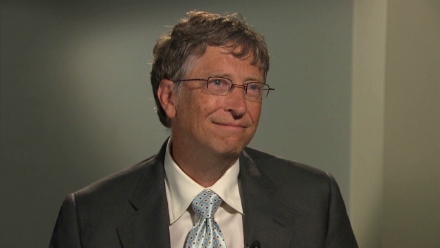 Bill Gates: HIV cure a long shot