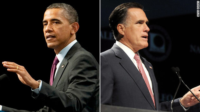 How religion impacts Obama, Romney
