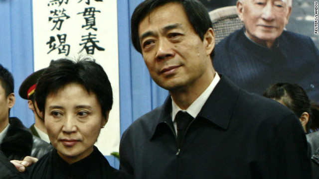 Murder charge for politician's wife