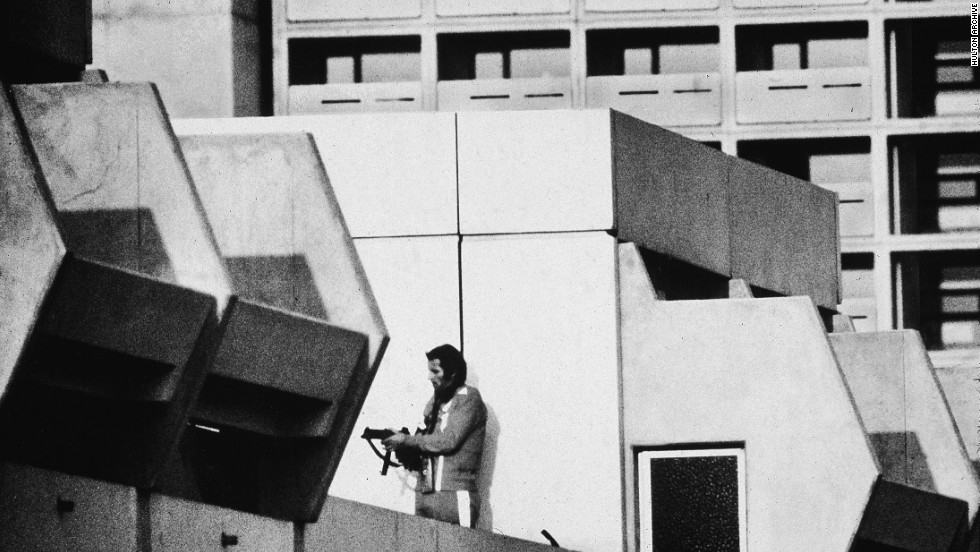 On September 5, 1972, the world woke up to images of the Munich Olympics in the throes of a hostage crisis. Two Israeli athletes had been killed and nine taken hostage by members of Black September, a Palestinian terrorist movement demanding the release of political prisoners by the Israeli government.