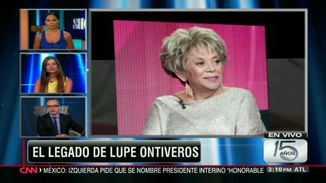 muere Lupe Ontiveros_00030516