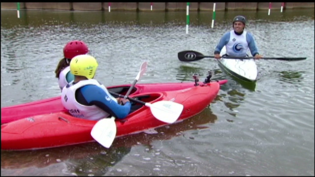 Development for Nigerian canoeists