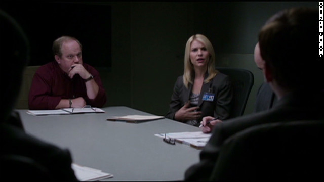 Inside look at TV drama 'Homeland'