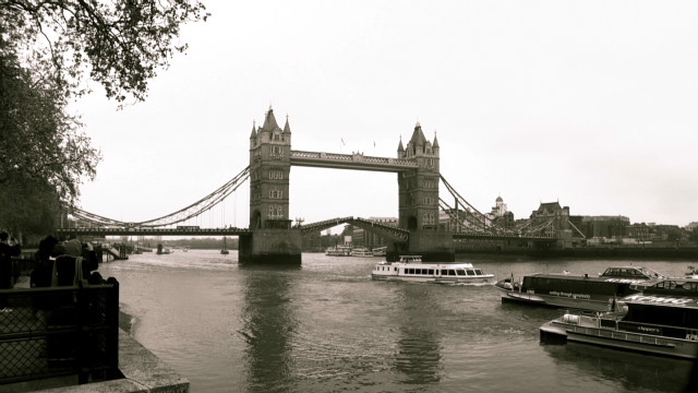 London's Tower Bridge: Behind the scenes