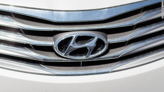 Hyundai Motor Co. is recalling more than 220,000 Santa Fe SUVs and Sonata sedans, citing problems with air bags.