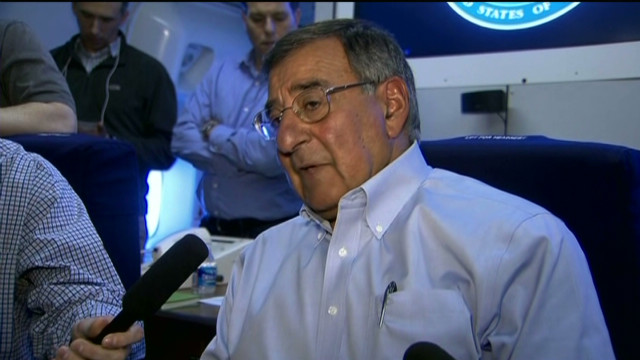 Panetta: U.S. 'closely monitoring' Syria