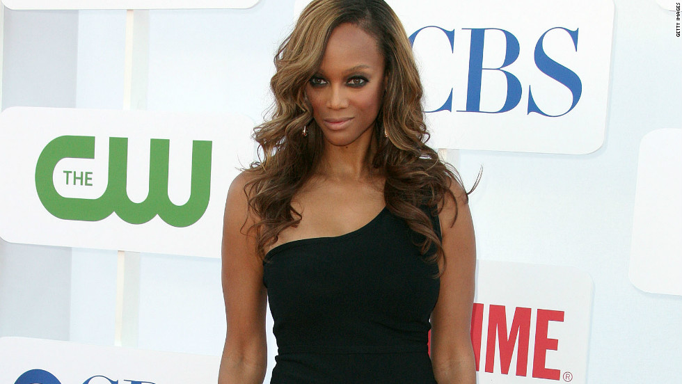 """America's Next Top Model"" executive producer and judge Tyra Banks arrives at the 2012 Summer TCA Party hosted by The CW, CBS and Showtime in Beverly Hills on July 29."