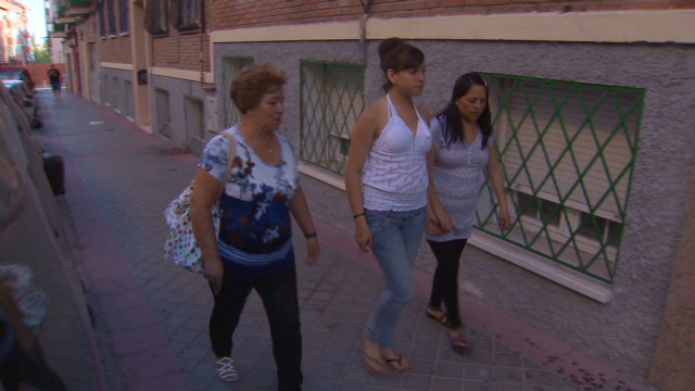 Family struggles to keep home in Madrid