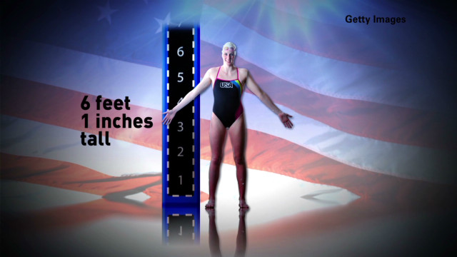 Missy Franklin: Olympic swimming star