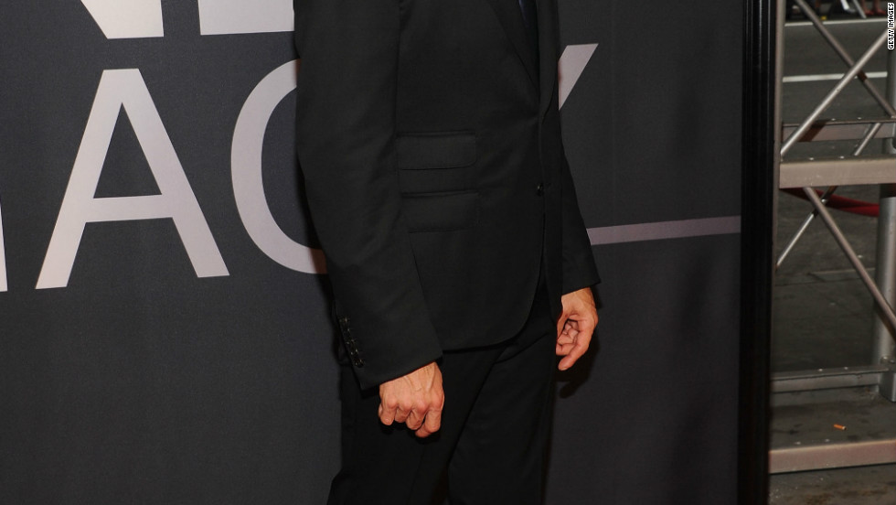 """The Bourne Legacy"" star Jeremy Renner arrives at the movie's premiere on July 30, 2012 in New York City."