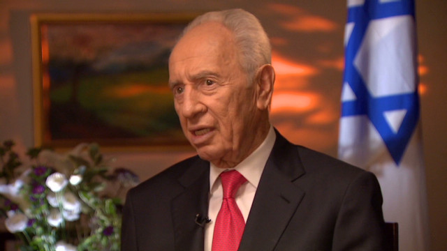 "Peres: Iran leaders ""a pain in the neck"""