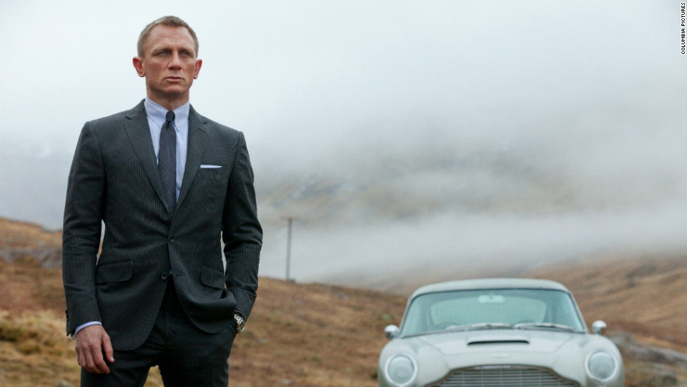 "If you need a break after the election rush, the 23rd James Bond film makes its U.S. debut Friday. Daniel Craig's third Bond movie already opened to record setting <a href=""http://marquee.blogs.cnn.com/2012/10/29/skyfall-opens-strong-overseas/"" target=""_blank"">success overseas</a>. You can also take some time to play ""Halo 4,"" the next chapter in the hugely popular sci-fi action franchise, which will make an Election Day debut."