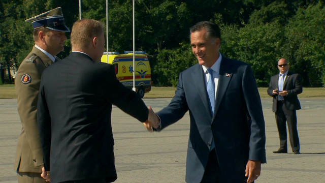Romney team: Overseas trip 'a success'