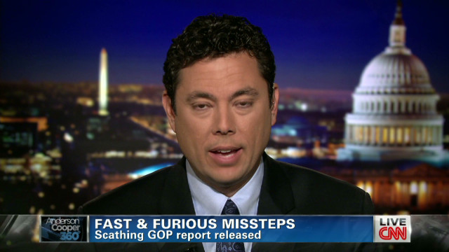 Chaffetz: DOJ fingerprints on gun program
