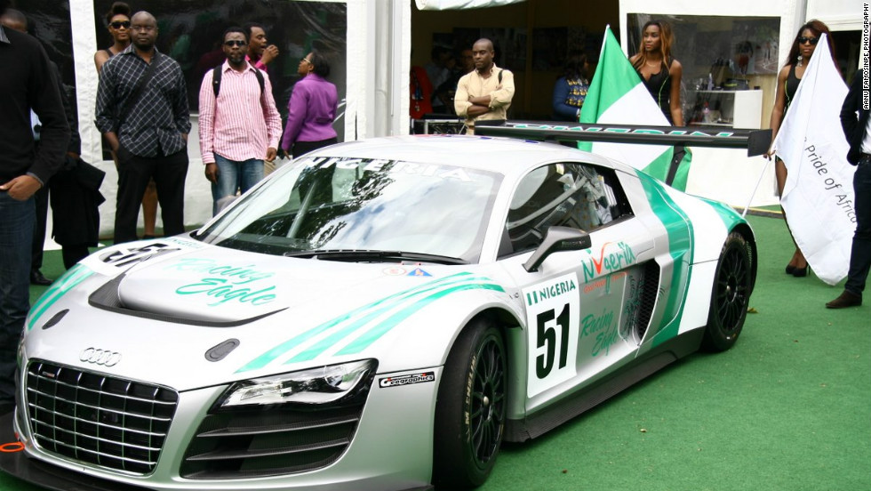 "The team says it will proudly ""fly the flag of Africa,"" using only drivers from the continent."