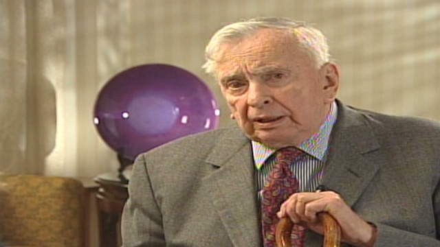 2007: Gore Vidal reflects on his life