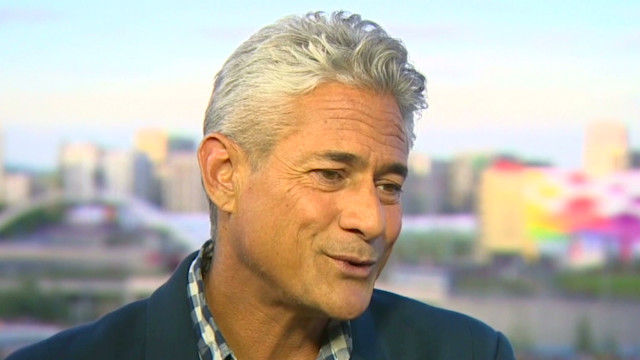 Greg Louganis: Didn't think I'd see 30