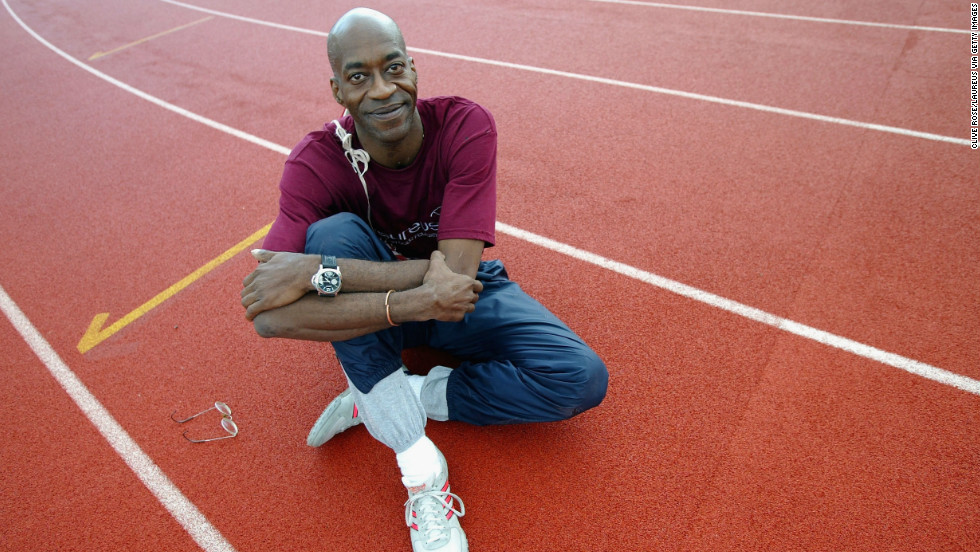 Olympic legend Edwin Moses: How to be a winner - CNN