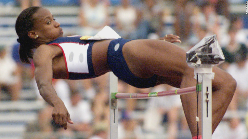 Jackie Joyner-Kersee won gold in both heptathlon and the long jump at Seoul in 1988. She then successfully defended her heptathlon title at Barcelona 1992.