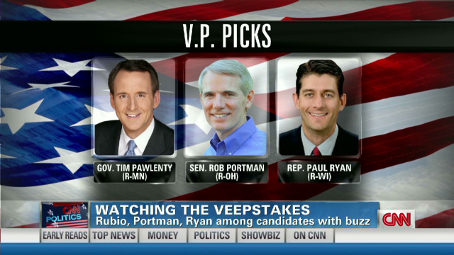Blackburn on 'caliber' of VP candidates