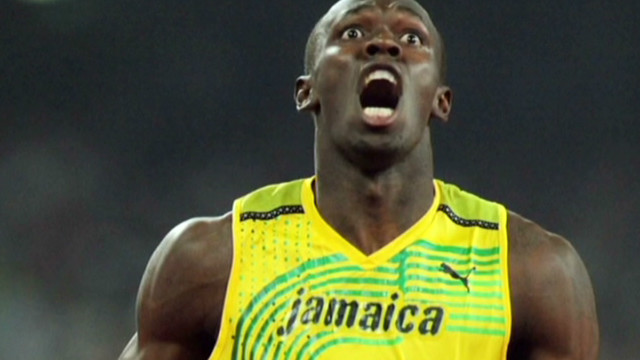 Michael Johnson: Bolt can run faster