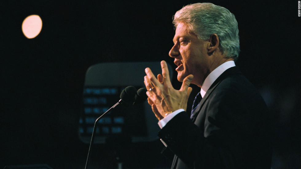 Bill Clinton's light, scratchy drawl created an instant approachability that made his opponent, the first President Bush, sound like a patrician by comparison, and Bob Dole like the Viagra pitchman he eventually became.