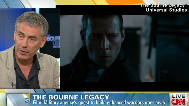 'Bourne' franchise returns with new hero
