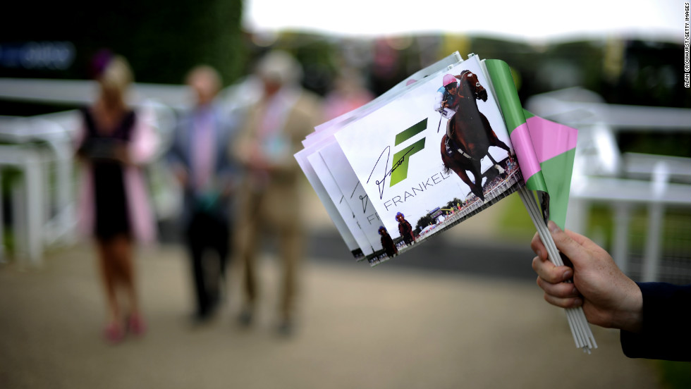 Both horses have spawned a micro marketing industry. Frankel flags were the order of the day at Glorious Goodwood this year. There is also an impressive line in Frankel fleeces, mugs and hats available online.