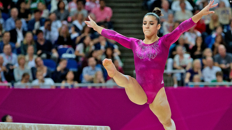U.S. star Aly Raisman missed out on bronze in the women's all-around individual final, despite finishing level on points with Russia's Aliya Mustafina.