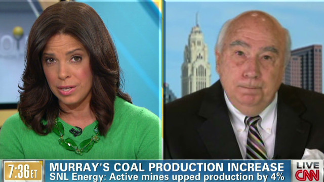 Coal plant CEO: 'America better wake up'