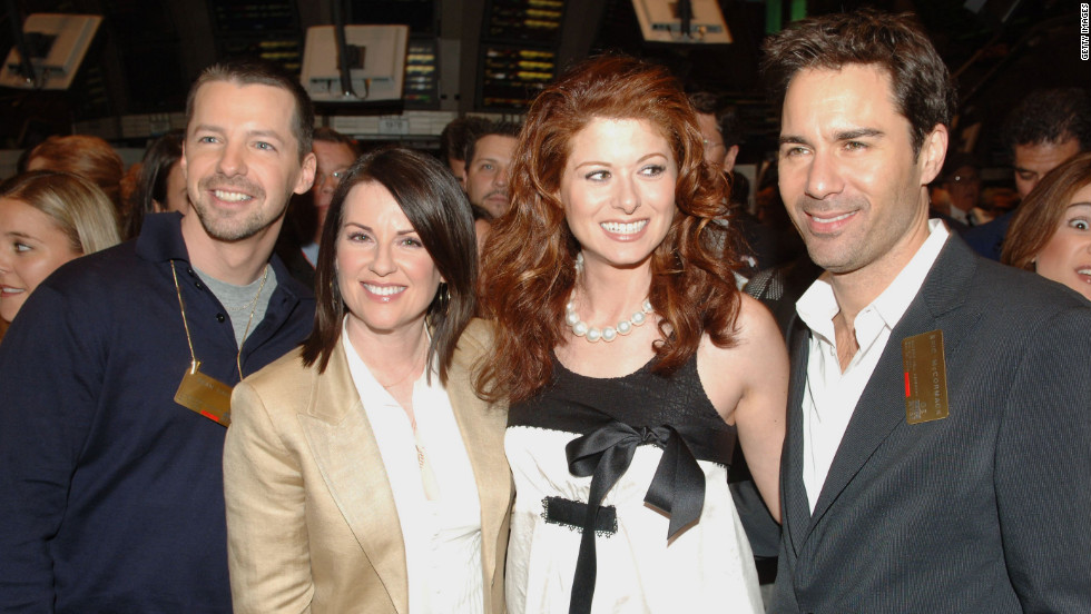 """Will & Grace"" brought straight women's relationships with gay men to broadcast television."