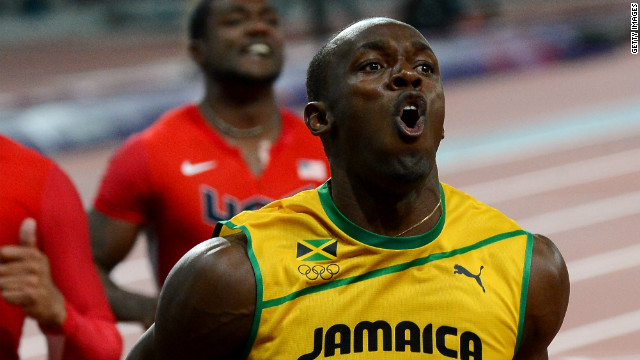 Usain Bolt takes Games gold in 100m